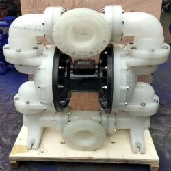 QBK-PP AODD pump pneumatic diaphragm pump
