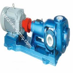 HFM back suction corrosion resistant press filter pump