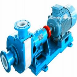 FUH engineering plastic UHMWPE chemical transfer pump