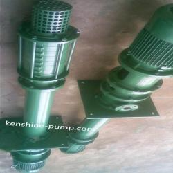 DLY Vertical submerged multistage oil pump