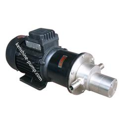 CQCQ Magnetic driving gear pump