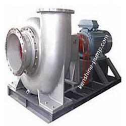 SP chemical industry mixed flow pump
