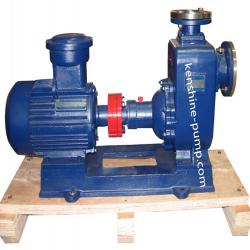 CYZ Self priming explosion proof centrifugal oil pump