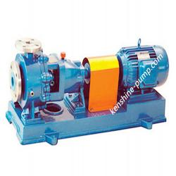 IN jacket heat preservation chemical pump
