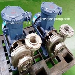 TSM stainless steel volute centrifugal pump