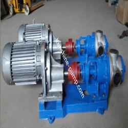 NYP high viscosity fluids internal gear pump