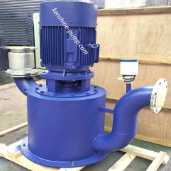 WFB Self control self priming vertical chemical centrifugal pump