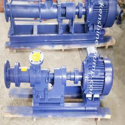 1-1B thick slurry screw pump