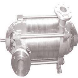 DF horizontal stainless steel multistage chemical centrifugal pump