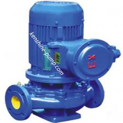YG Vertical explosion proof centrifugal pipeline oil pump