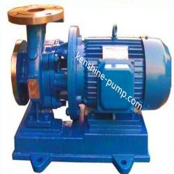 ISWD horizontal pipeline low rotary speed centrifugal pump