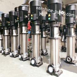 QDLF Vertical multistage centrifugal feeding water pump