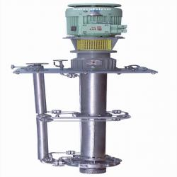 LHY heat preservation submersible liquid sulphur pump