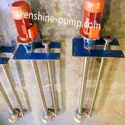 FYB Stainless steel submerged centrifugal pump
