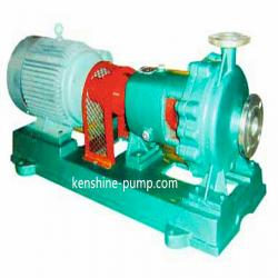 YL stainless steel open impeller press filter pump
