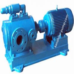 3G heat preservation triple screw pump