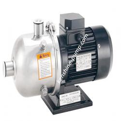 CHL horizontal multistage stainless steel centrifugal water pump