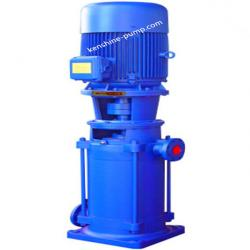 DL multistage booster vertical water pump
