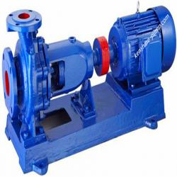IS Single stage end suction cantilever centrifugal pump