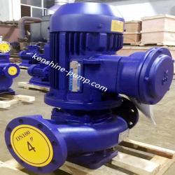 YG centrifugal oil transfer vertical pump