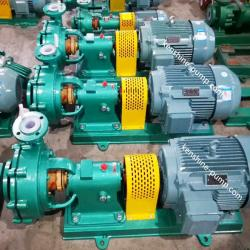 UHB-ZK steel lined with UHMWPE chemical slurry pump
