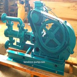 WBR high temperature electric reciprocating pump