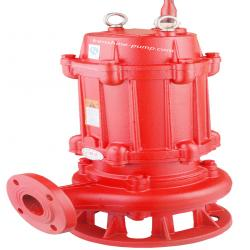 WQR high temperature sewage submersible pump
