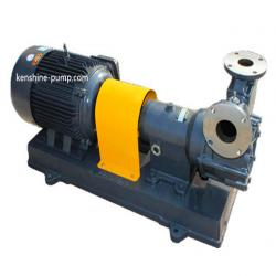 QYB gas liquid mixing pump