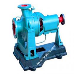 R hot water circulation pump