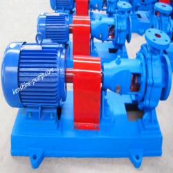 IR single stage hot water circulating pump