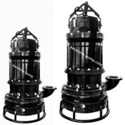 ZJQ Submersible slag slurry pump