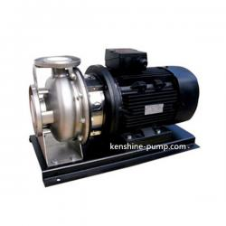 ZS Stainless steel single stage pump