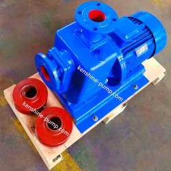 ZWL Self-priming close coupled sewage pump