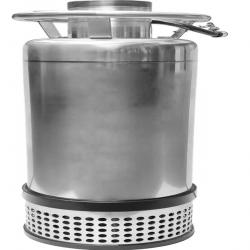 S Stainless steel amphibious pump