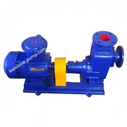 Bronze impeller self priming oil pump