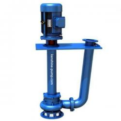 YW Submerged sewage pump with single or double pipe