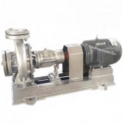RY hot oil centrifugal transfer circulation pump