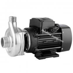 WBS Stainless steel semi-open impeller centrifugal pump