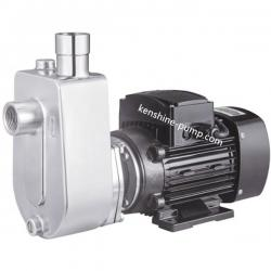 WBZ Self-priming stainless steel hygienic pump