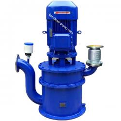 WFB Non-sealed automatic control self-priming vertical pump