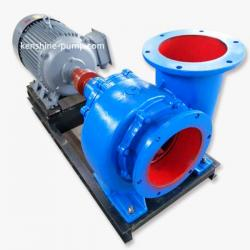 HW horizontal mixed flow volute pump