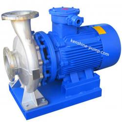ISWH Stainless steel industrial pump