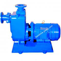 ZWL Close coupling sewage self-priming pump