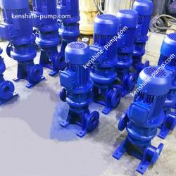 LW Sewage vertical pump
