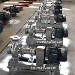 FH stainless steel chemical pump