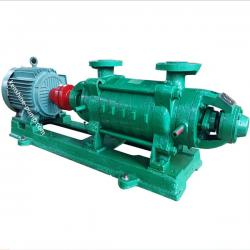 Single suction horizontal multistage boiler feed water pump