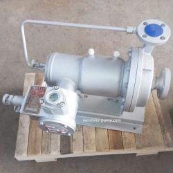 Chemical industry canned motor