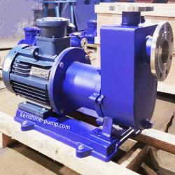 ZCQ Stainless steel self-priming magnetic coupled pump