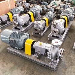 IJ chemical alkali transfer pump