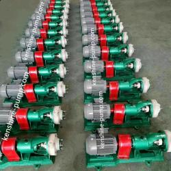 FSB fluorine plastic chemical pump